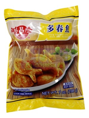 FISH NUGGET W/ FISH ROE ADDED 鸿昌隆 多春鱼(5.3OZ)