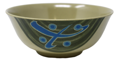 YANCO JP-5265 BOWL (NOT MICROWAVE SAFE) YANCO JP-5265 棕色塑料胶碗 不能微波炉使用