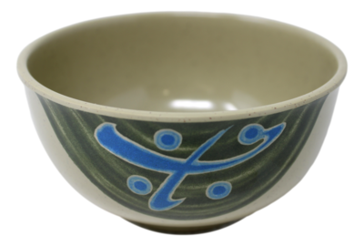 YANCO JP-5050 BOWL (NOT MICROWAVE SAFE) YANCO JP-5050 棕色塑料胶碗 不能微波炉使用