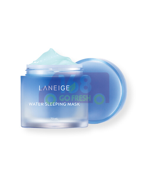 LANEIGE Water Sleeping Mask 70ml 韩国兰芝 夜间补水保湿锁水修护睡眠面膜 70ml