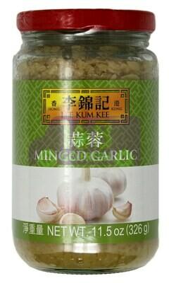 LEEKUMKEE MINCED GARLIC 李锦记 蒜蓉(11.5OZ)