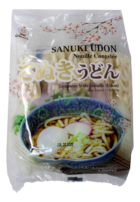 CHUNIL SANUKI UDON 韩国 CHUNIL SANUKI 乌冬面(2.54LB)