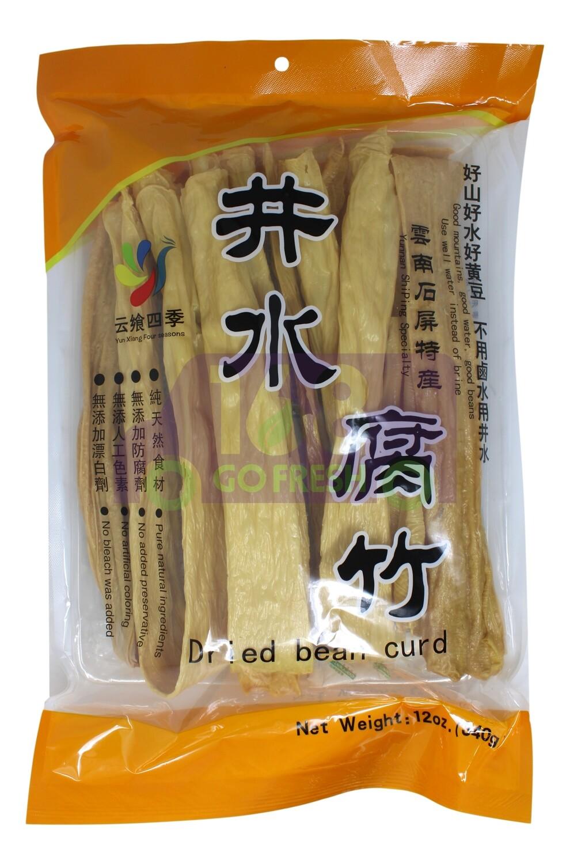 DRIED BEANCURD 云飨四季 腐竹(340G)