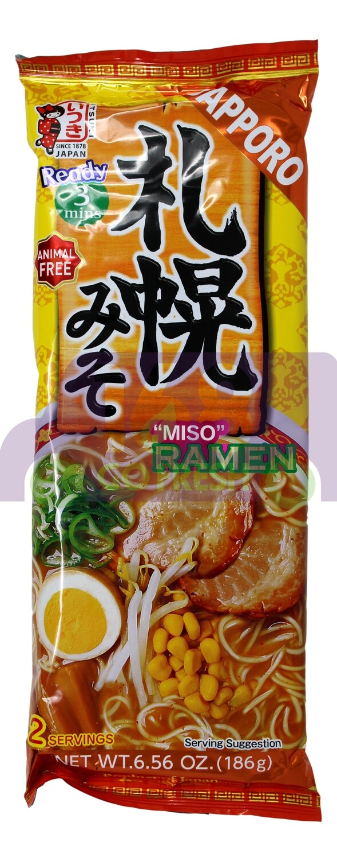 ITSUKI MISO FLAVOR RAMEN 日本产 札幌 味增拉面(6.56OZ)