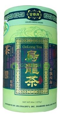 OOLONG TEA 金桥牌 乌龙茶(8OZ)