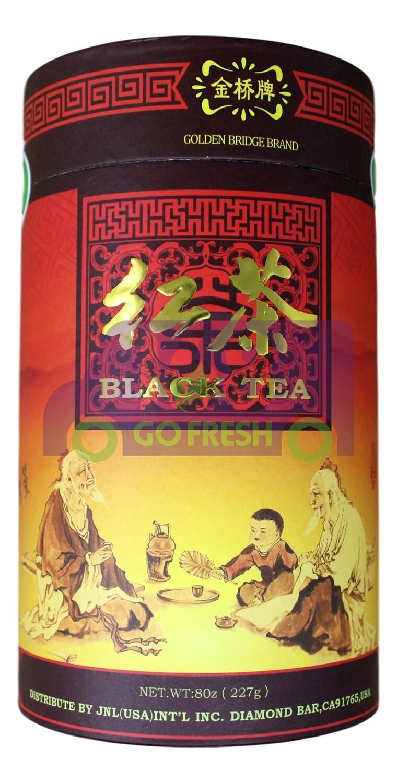 YUNNAN BLACK TEA 金桥牌 云南红茶(8OZ)