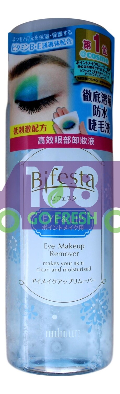 MANDOM CORP. BIFESTA Eye Makeup Remover 145ml @Cosme Award No.1日本曼丹温和低刺激眼唇卸妆液 145ml COSME大赏第一位