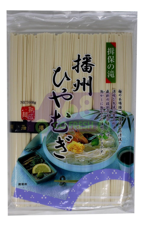 Dried Noodle/ IBONOTAKI BANSHU HIYAMUGI 日本产 播州冷麦面(紫)(600G)
