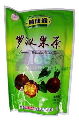 GE XIAN WENG LO HAN KUO GRANULE 葛仙翁 罗汉果茶(10G*16)
