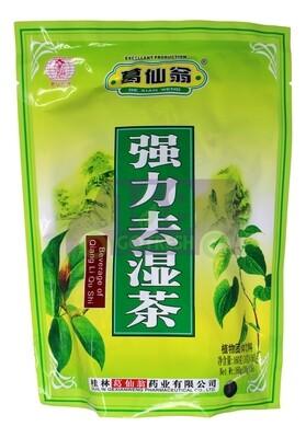 GE XIAN WENG CHINESE TEA 葛仙翁 强力去湿茶(10G*16)
