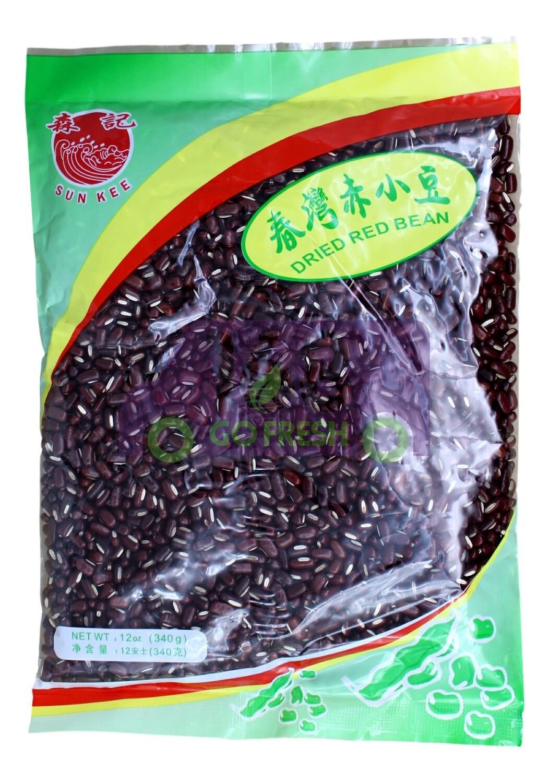 DRIED RED BEAN 森记 春湾赤小豆 (12OZ)