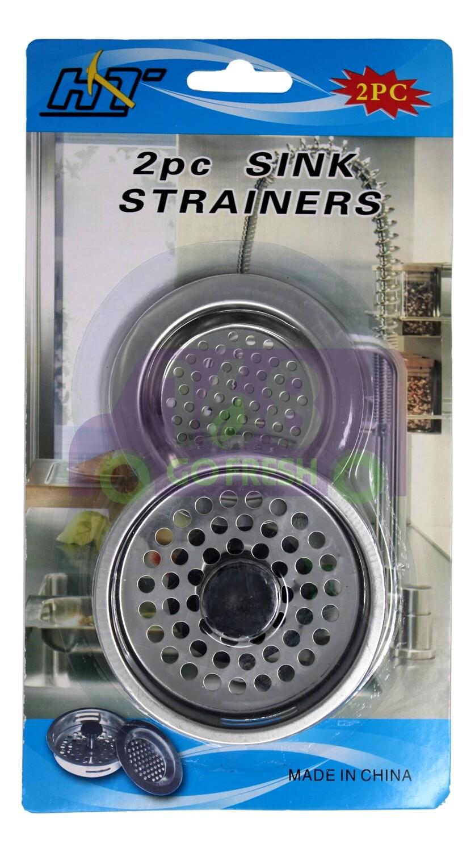 SINK  STRAINER  不锈钢下水槽过滤网6940690120012
