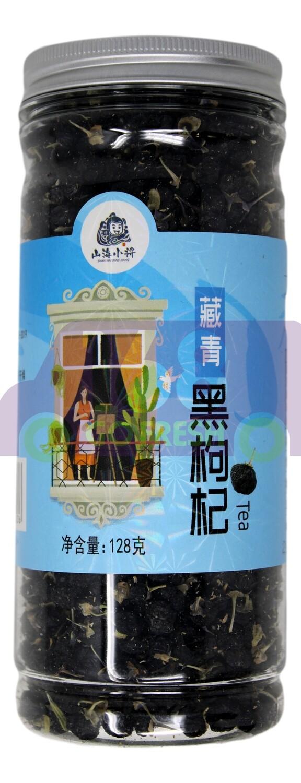 BLACK WOLFBERRY TEA 山海小将 藏青黑枸杞(128G)