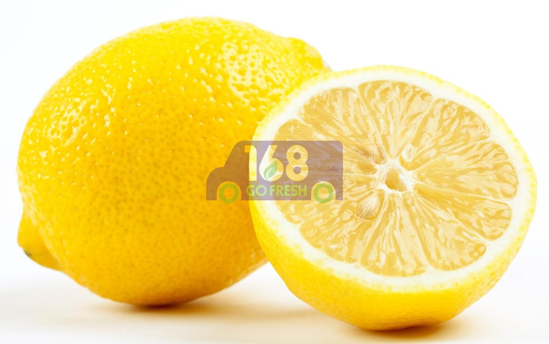 Lemon (3 Count) 柠檬 (3个))