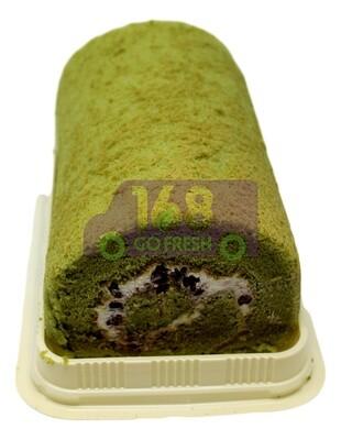 Cake Roll (包点) 绿茶味蛋糕卷 红豆奶油馅