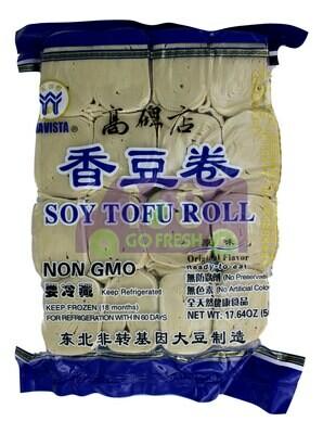 HAVISTA TOFU ROLL 高碑店 香豆卷原味(17.64OZ)