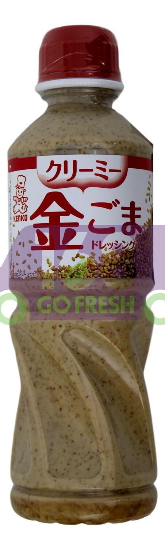 KENKO SESAME DRESSING 日本KENKO  深煎芝麻色拉酱(16.9FL OZ)