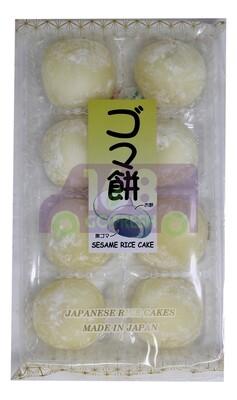Japanese Sweet Rice Cake (Sesame) 日本MIZUKI麻薯 大福饼 芝麻味(7.4OZ )