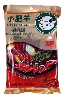 Little Sheep Hot Pot Base 小肥羊 火锅底料 麻辣火锅底料