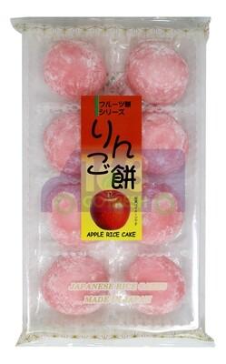 Japanese Sweet Rice Cake (Apple)  日本MIZUKI麻薯 大福饼 苹果味(7.4OZ)