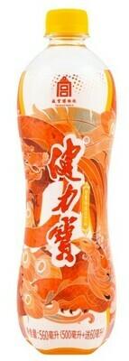 JIANLIBAO DRINKS (ORIANGE FLAVOR) 健力宝 橙子味(560ML)