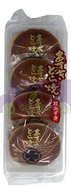 DORAYAKI BAKED RED BEAN CAKE  日本 红豆馅铜锣烧(蛋糕)  288G