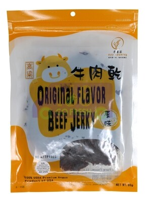 OLD COUNTRY BEEF JERKY 老农庄 牛肉干 原味(80G)