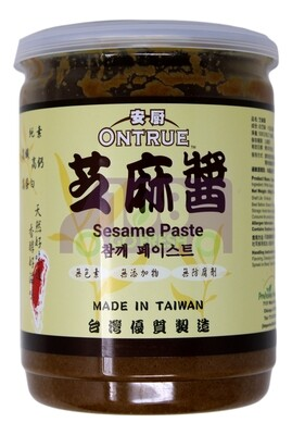 ONTRUE SESAME PASTE 安厨 芝麻酱 (500G)