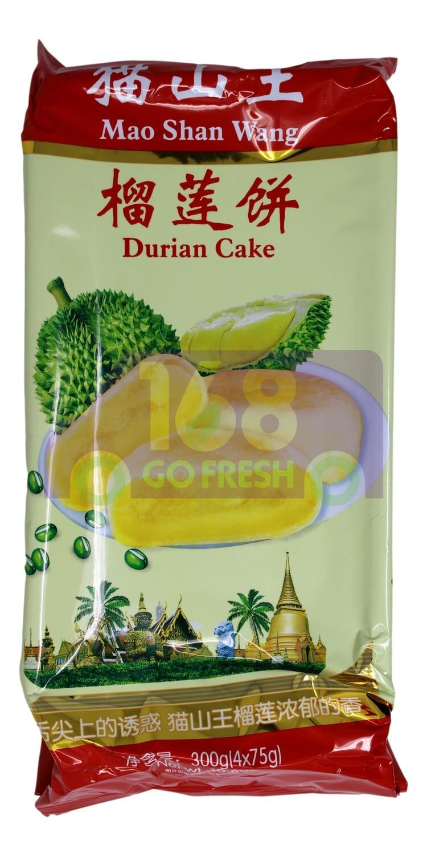 MAO SHANG WANG DURIAN CAKE 猫山王 榴莲饼(300G)