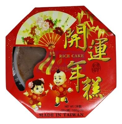 MIXED COGEE RICE CAKE 红叶 八宝开运年糕(2LB)