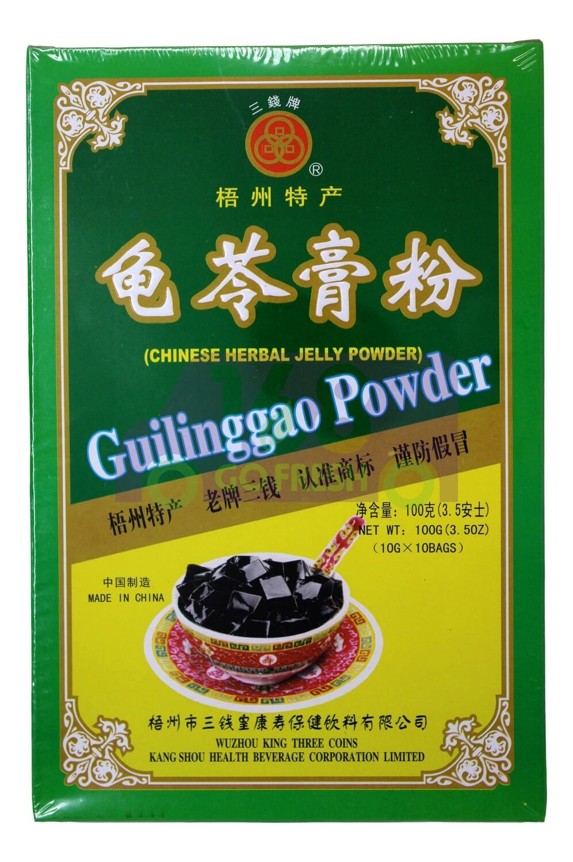 BLACK PUDDING POWER 梧州 龟苓膏粉(100G)