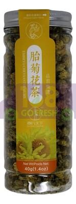 Embryo chrysanthemum 素行天下 胎菊花茶(1.4OZ)