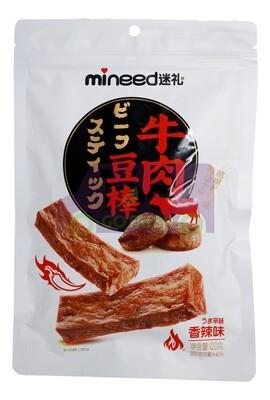 VEGETARIAN BEEF FLAVOR STICK 迷礼 牛肉豆棒(香辣味)120G
