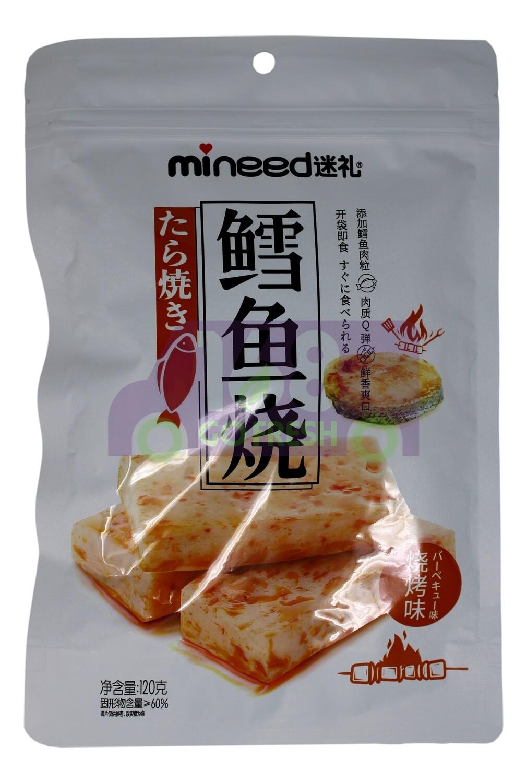 BAKED COD BBQ FLAVORED 迷礼 鳕鱼烧(烧烤味)