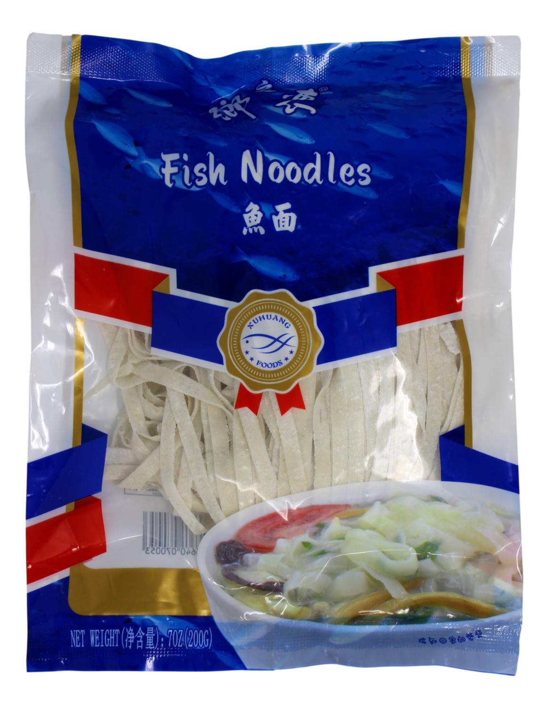 FISH NOODLE 乡之恋 鱼面(7OZ)