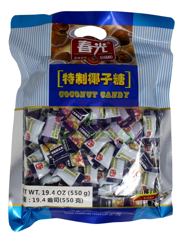 COCONUT CANDY 春光 特制椰子糖(19.4OZ)