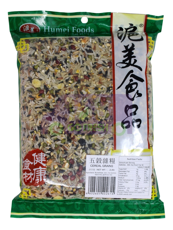 HUME MIX RICE 滬美 五谷杂粮(2LB)