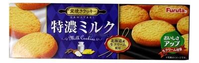 FURUTA TOKUNO MILK COOKIE 日本 古田 特浓牛奶饼干(2.83OZ)