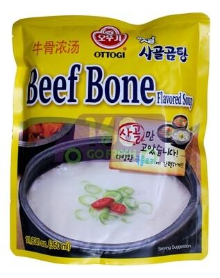 OTTOGI BEEF BONE STOCK 韩国产 OTTOGI 牛骨浓汤(350ML)