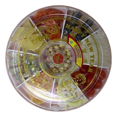 MIX NEW YEAR CANDY(9KINDS) 小飞象 贺年杂锦糖果礼盒(900G)