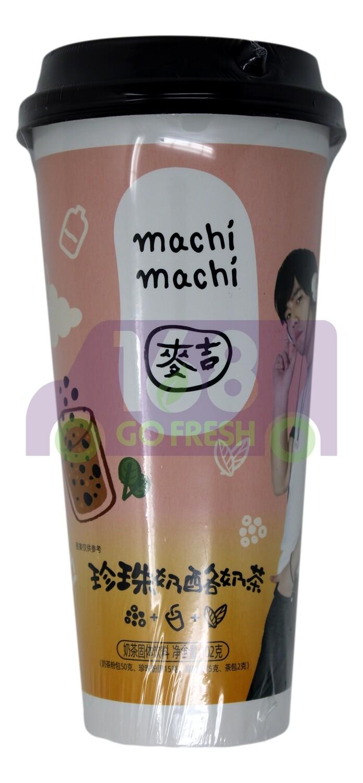 MACHI MILK TEA  麦吉 珍珠欧奶酪奶茶(102G)