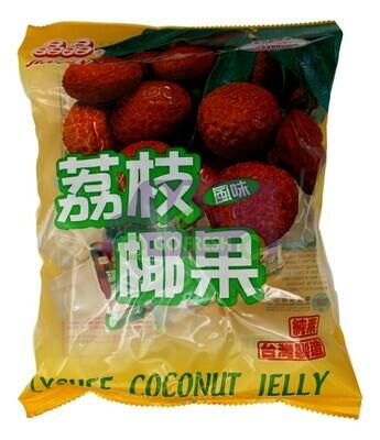 LYCHEE COCONUT JELLY (Lychee/Mango) (包装) 晶晶椰果 果冻包装装(荔枝风味/芒果风味)