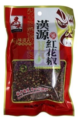 SZECHUAN PEPPERS 东之味 汉源红花椒(70G)