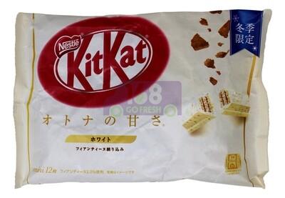 Kitkat Chocolate Biscuit 日本白巧克力威化 冬季限定