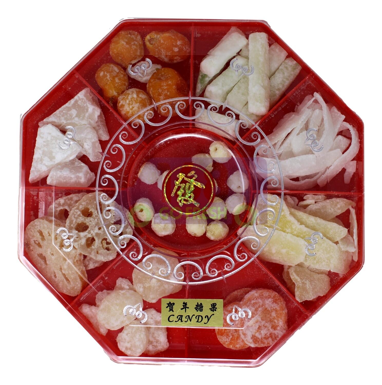 Dry Mix Fruit 东明大桥 贺年糖果礼盒(454G)