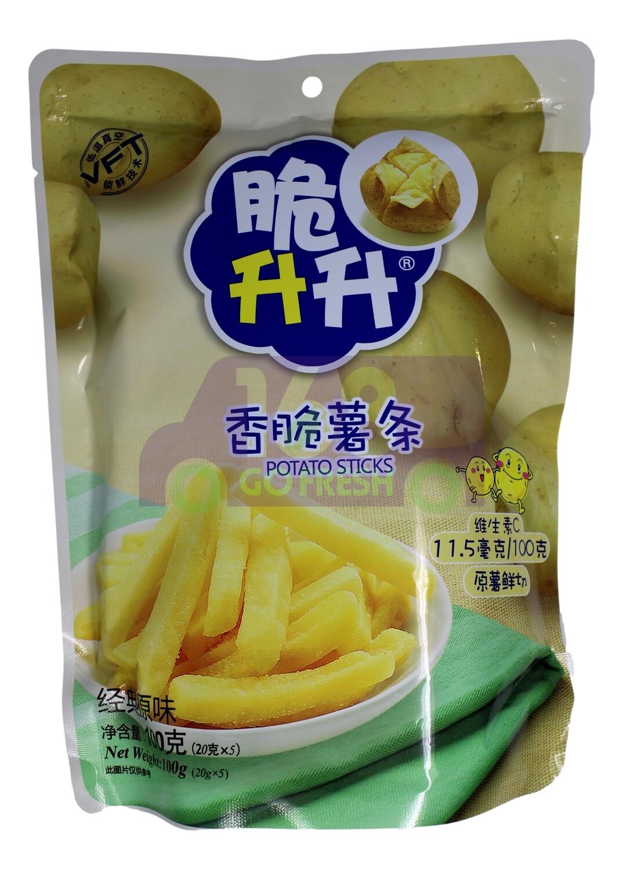POTATO STICKS 脆升升 香脆薯条(80G)