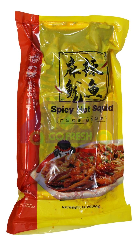 SPICY HOT SQUID 湄公 酔鲜 香辣鱿鱼(14.1OZ)