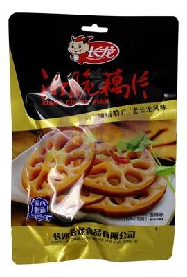 SPICY LOTUS ROOT 长龙 湘脆藕片 香辣味(120G)