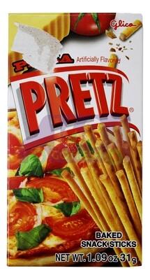 PRETZ PIZZA SNACK STICKS 日本PIZZA饼干条(1.09OZ)