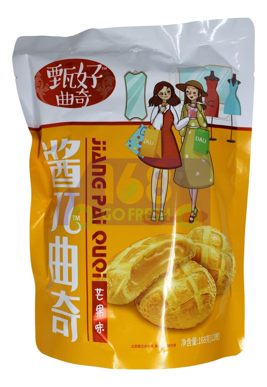 Cookie Mango Flavor 甄好曲奇 芒果味(168G)